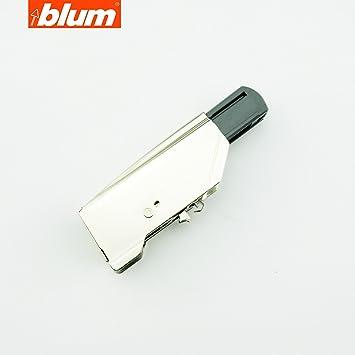 BLUM Blumotion T/ür-und M/öbel-D/ämpfer mit Softclose f/ür Eckb/änder zum Nachr/üsten; Inhalt = 2 Puffer