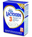 Nestlé LACTOGEN 3 Follow Up  Infant Formula (after 12 Months) 400g