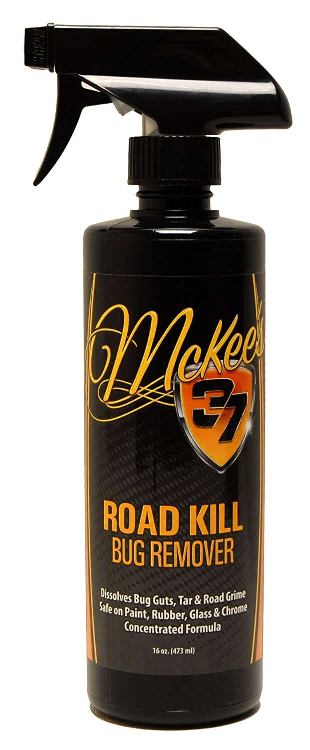 McKee's 37 MK37-100950 Road Kill Bug Remover Combo Kit, 16 fl. oz McKee' s 37