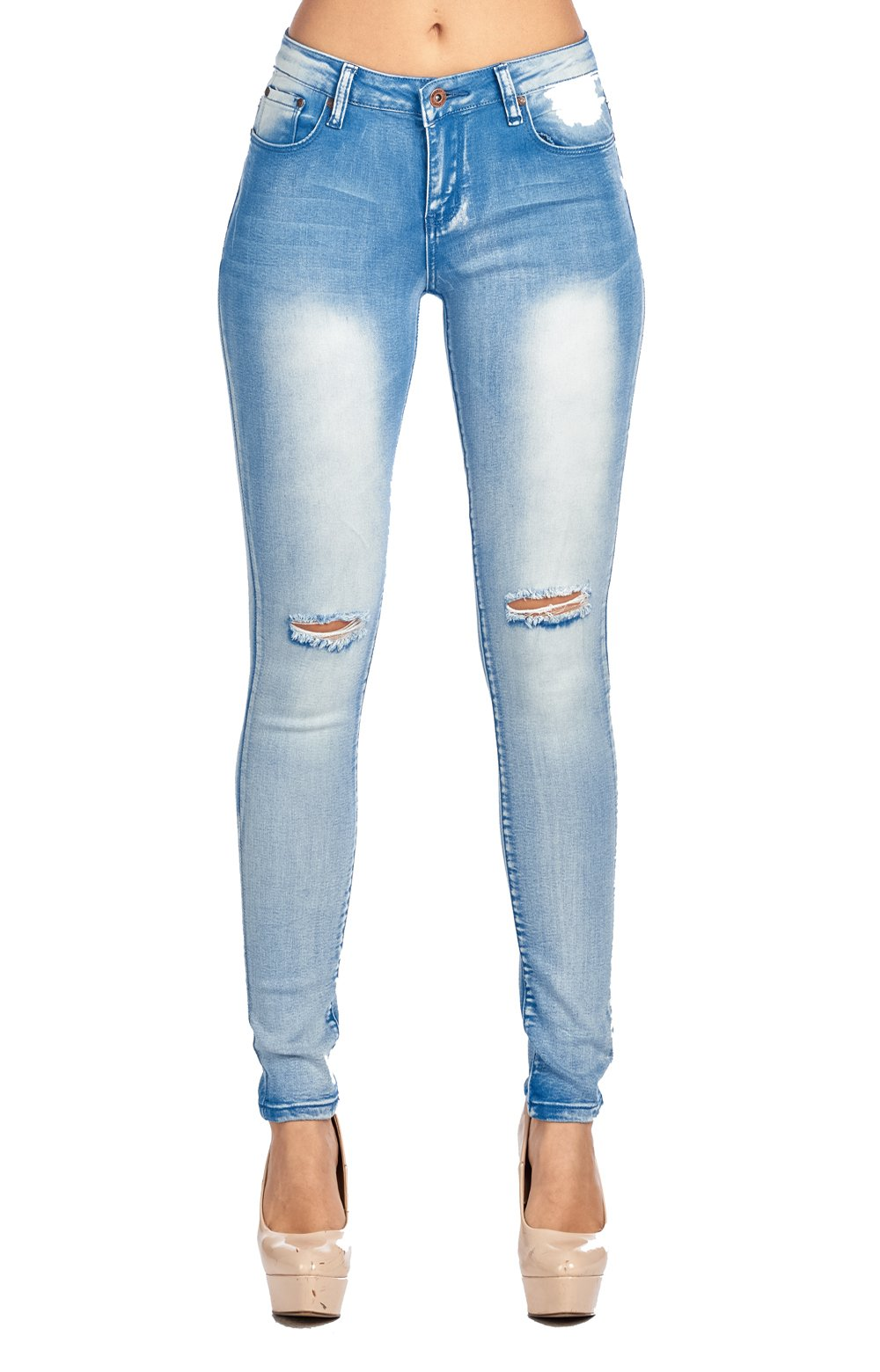 Blue Age Womes Perfect fit Well Stretch Skinny Jeans (P7441_LT_11)