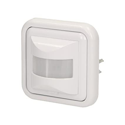 500 W sensor de movimiento LED de pared luz con integrado infrarrojos empotrar), color