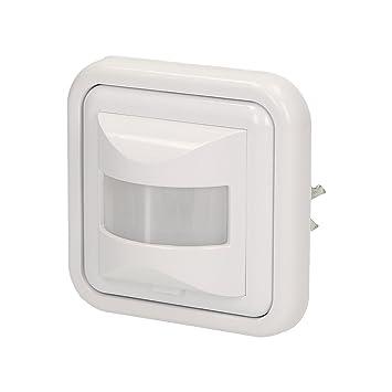 Bewegungsmelder 500 W Licht Schalter LED Wand Einbau Infrarot ...