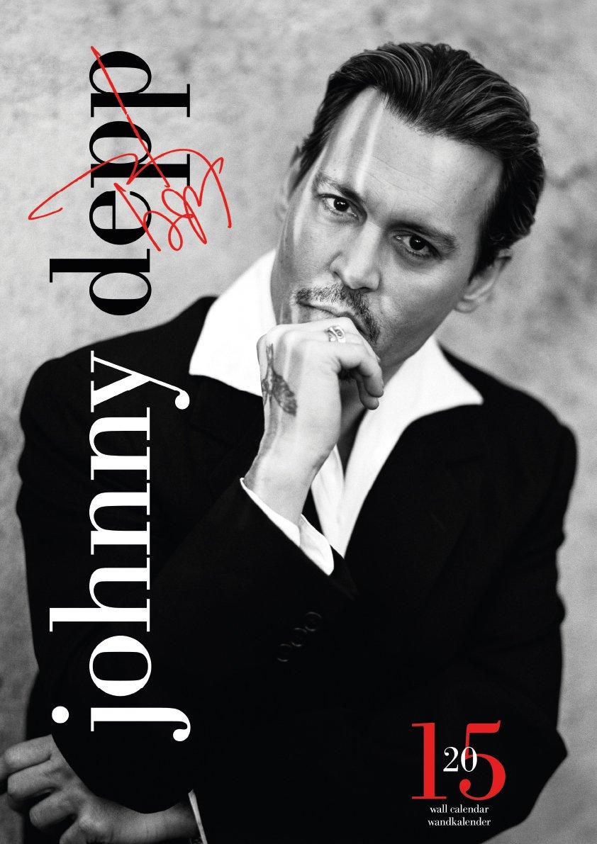 Johnny Depp 2015
