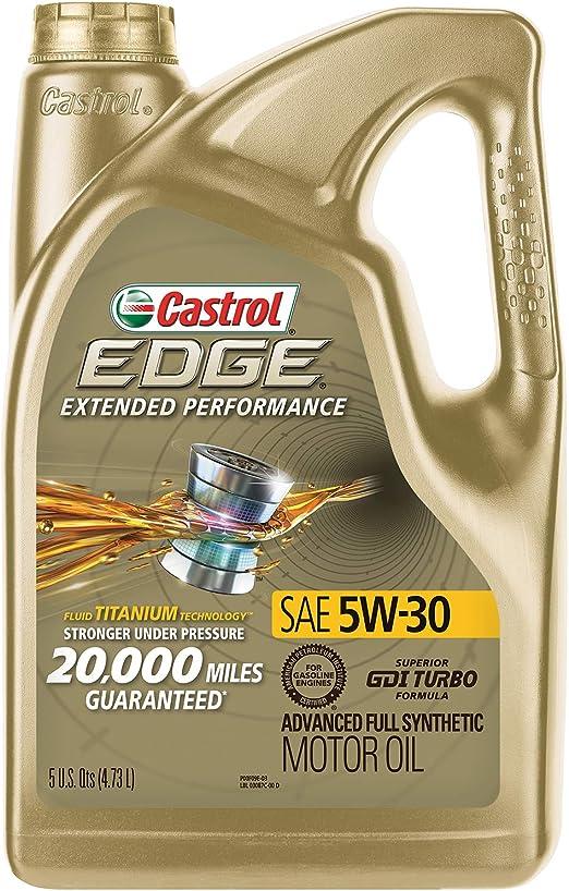 Castrol Extended Performance Motor Oil