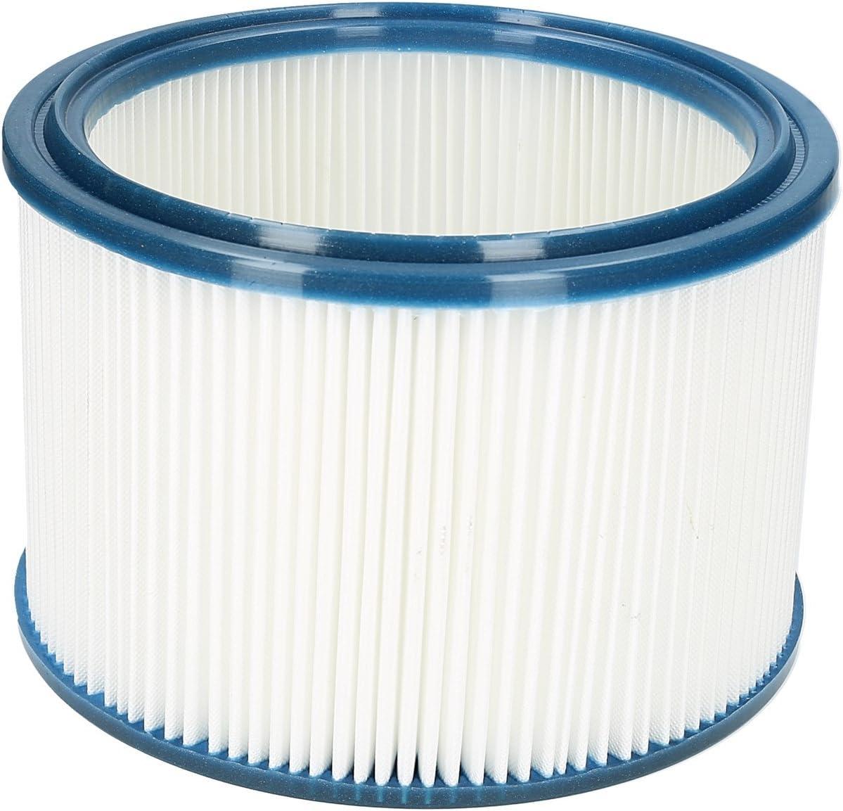 Wessper Cartouche filtrante pour aspirateur MAKITA 447 L Pour usage humide et sec