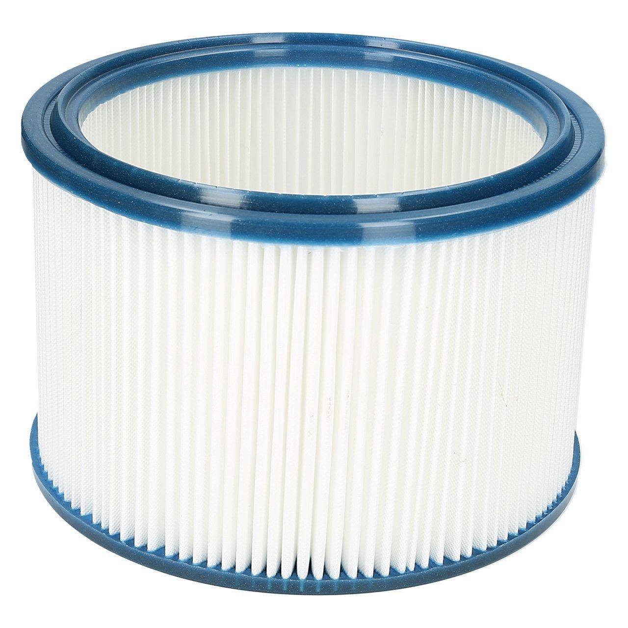 Wessper Cartouche filtrante pour aspirateur Hilti VCU 40 Pour usage humide et sec