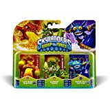 Skylanders Swap Force - Triple Character Pack - Slobber Tooth, Eruptor, Pop Fizz (Xbox 360/PS3/Nintendo Wii U/Wii/3DS)