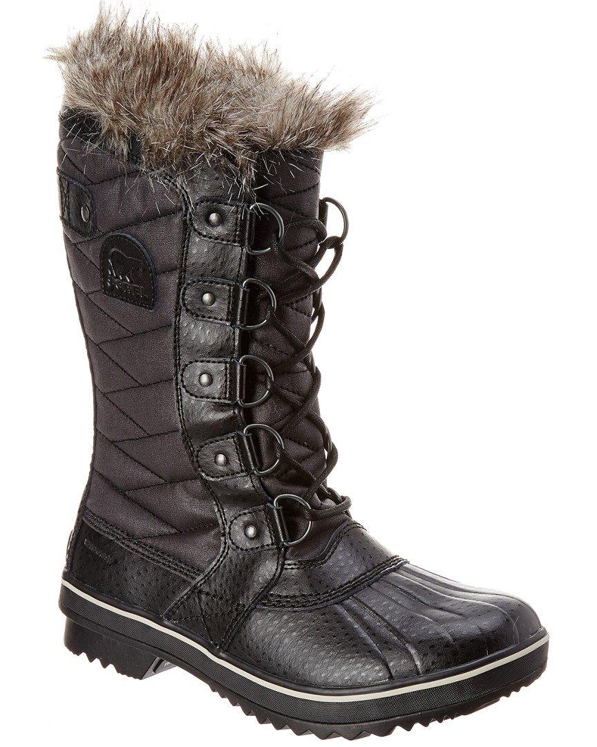 Sorel Women's Tofino II Boots, Black, 11 B(M) US