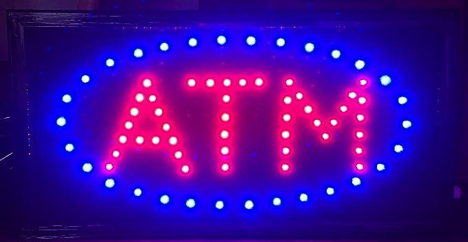 Amazon.com: E onsale ATM LED de encendido/apagado Luz de ...