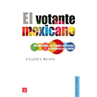 El votante mexicano. Democracia, actitudes políticas y conducta electoral (POLiTICA Y DERECHO nº 5)