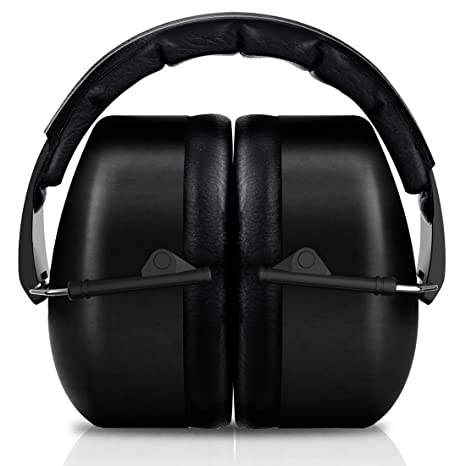 Silentsound 37 db nrr sound technology safety ear muffs with lrpu silentsound 37 db nrr sound technology safety ear muffs with lrpu foam for shooting music ccuart Choice Image