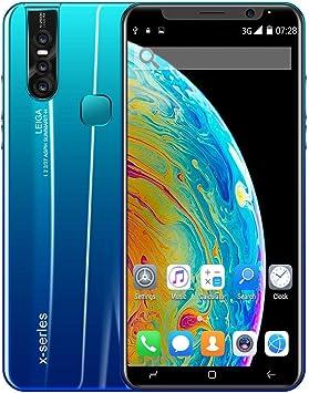 Zinniaya X27 5.0 pulgadas 3G teléfono inteligente 512MB RAM + 4GB ...