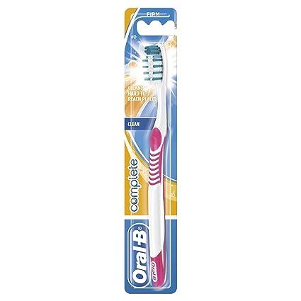 Oral-B Advantage Plus - Cepillo de dientes manual para adultos, duro (40