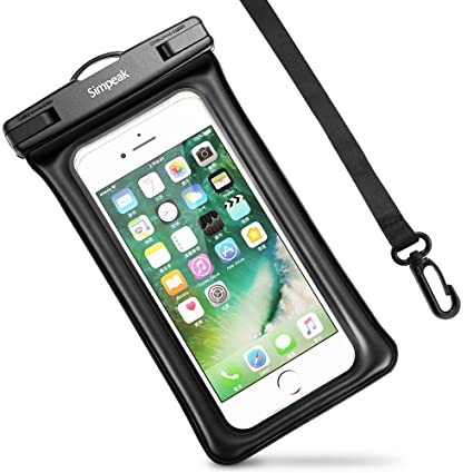 Simpeak Funda Compatible para Sumergible Movil Universal 5.8 ...