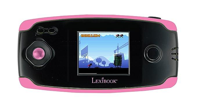 Lexibook JL1810PK Arcade Center 60 Jeux