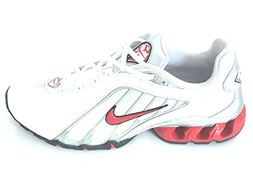 low priced 5de2a 3d887 Nike IMPAX KWIKN Trainers Shoes White Red Black Metallic Silver Original  2005 UK