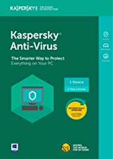 Kaspersky Anti-Virus 2018 1 Device/1 Year [Key Code]