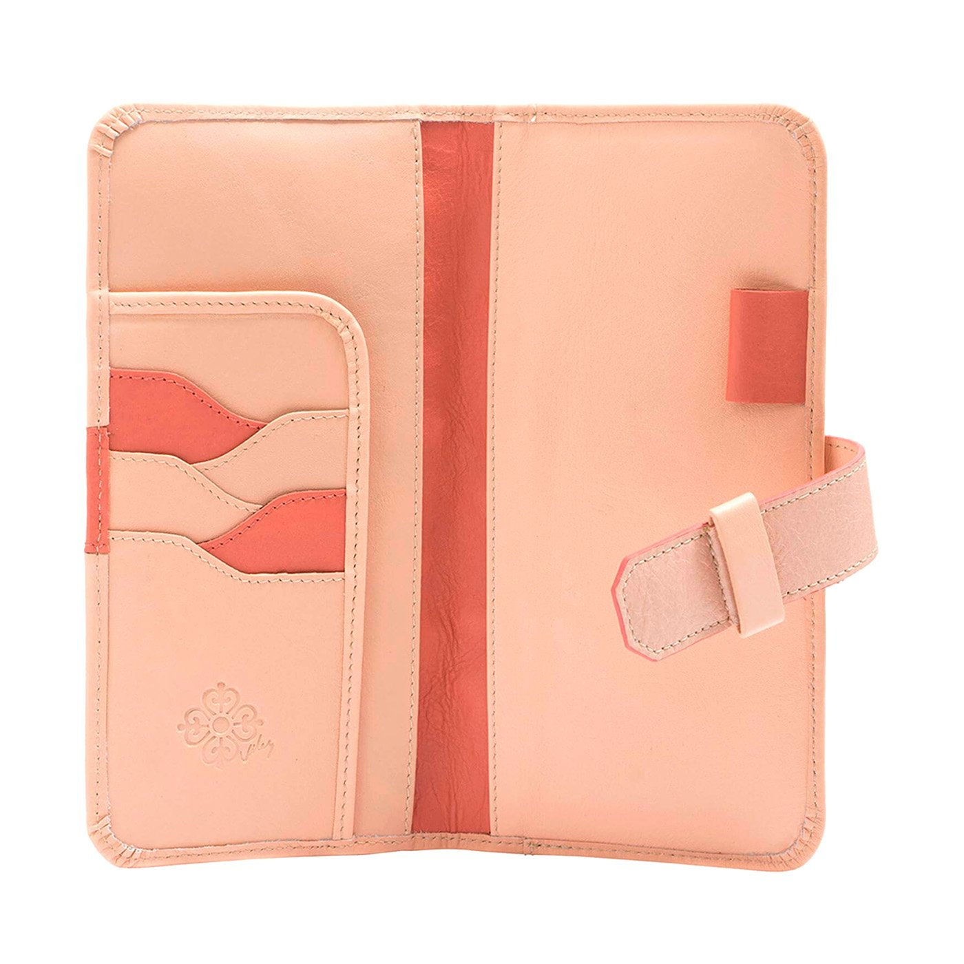 Amazon.com | Velez Women Cute Genuine Colombian Leather Passport Holder Travel ID Wallet Case For Small Purse | Porta Pasaporte de Cuero Colombiano Mujer ...
