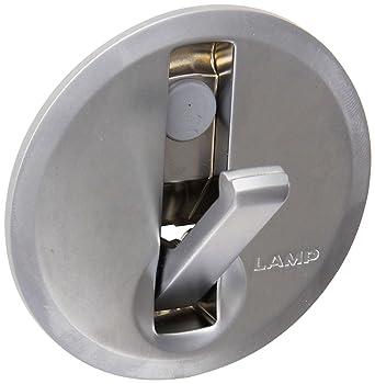 Amazon.com: sugatsune Ganchos, nf-r64 lámpara, aleación de ...