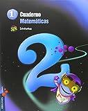 Cuaderno 2 de Matemáticas 1º Primaria (Superpixépolis) - 9788426392961