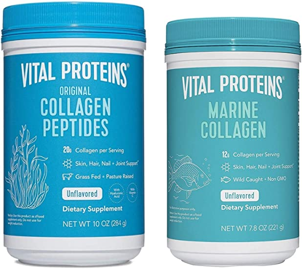 Amazon Com Vital Proteins Collagen Peptides Powder Supplement 10 Oz Canister Marine Collagen Peptides Powder 7 8 Oz Canister Health Personal Care,House Plans 5 Bedroom 2 Story