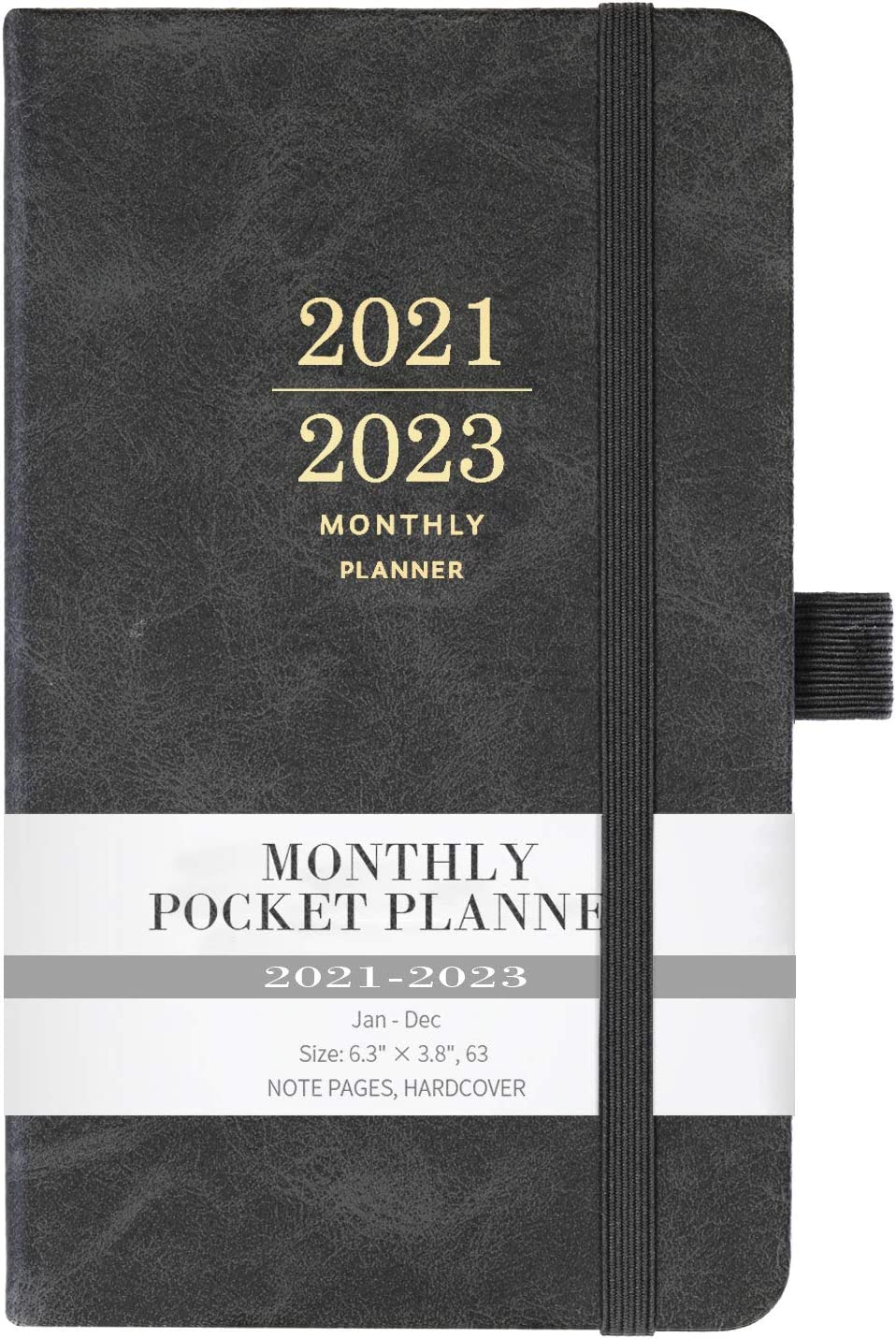 Amazon Com 2021 2023 Monthly Pocket Planner With Pen Hold Inner Pocket And 63 Notes Pages 6 6 X 3 9 Office Products