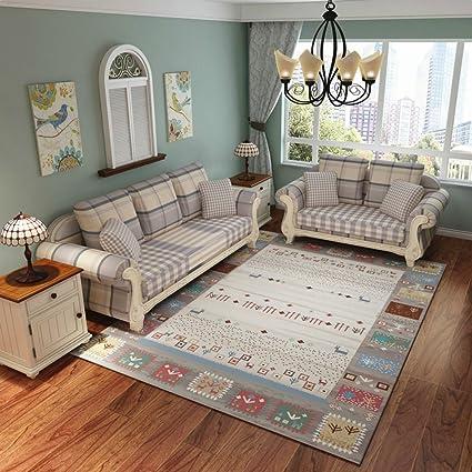 HMWPB Alfombra Decorativa Alfombra Simple Moderno IKEA ...