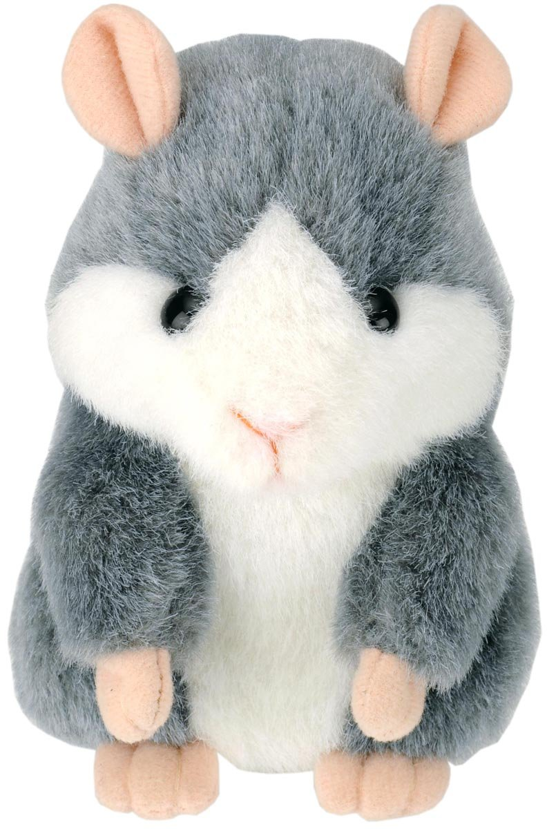 Takara Tomy Mimicry Pet Hamster (Ice Gray)