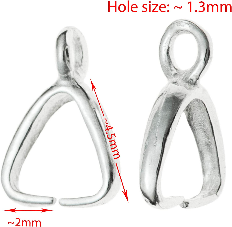 6pcs 1 loop Flower charm-Antique silver metal Charm