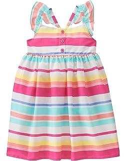 db778d74d74f Amazon.com: Gymboree Baby Girls' Toddler Stripe Watermelon Print Mix ...