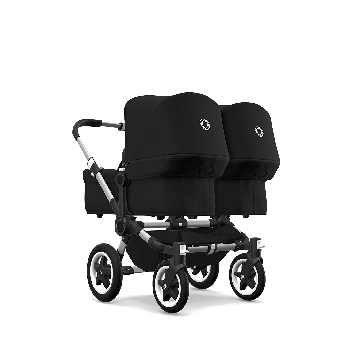 Machine Washable Extendable Sun Shade for Full Weather Protection Bugaboo Donkey2 Sun Canopy Waves