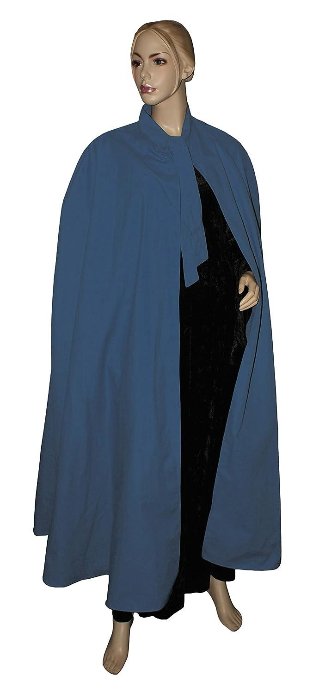 Kreativwunderwelt Umhang aus Schwerer Schwerer Schwerer Baumwolle - 160cm - blau 154026