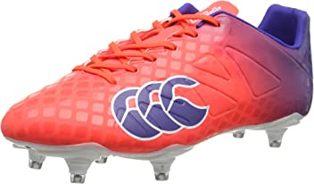 66cc7fc0d008 Canterbury Speed Club 6-Stud Rugby Boots 2016-17