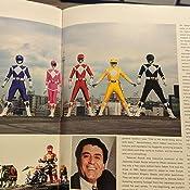 Power Rangers: The Ultimate Visual History: Amazon.es: Ramin ...