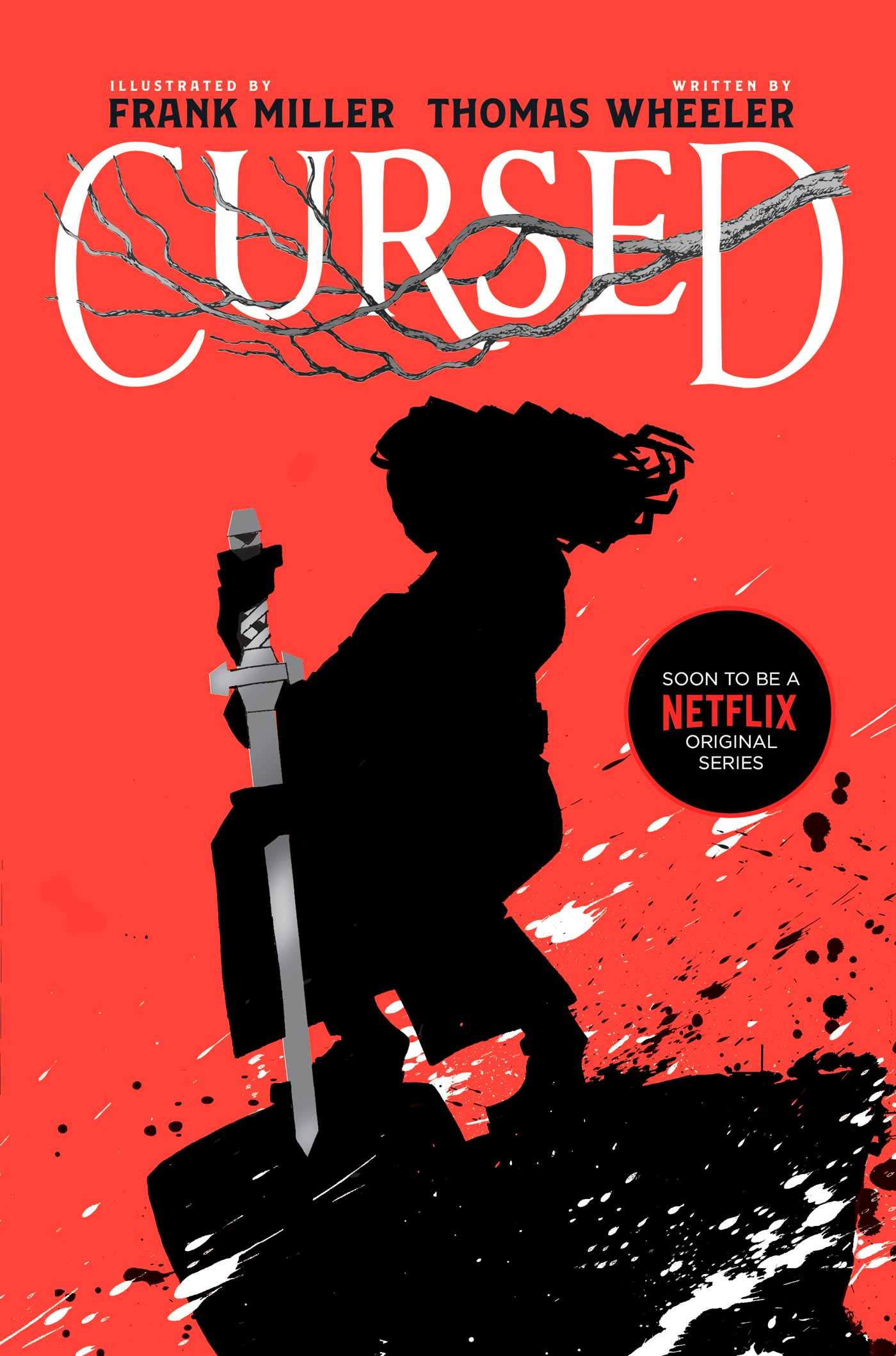 Amazon.com: Cursed (9781534425330): Wheeler, Thomas, Miller, Frank ...