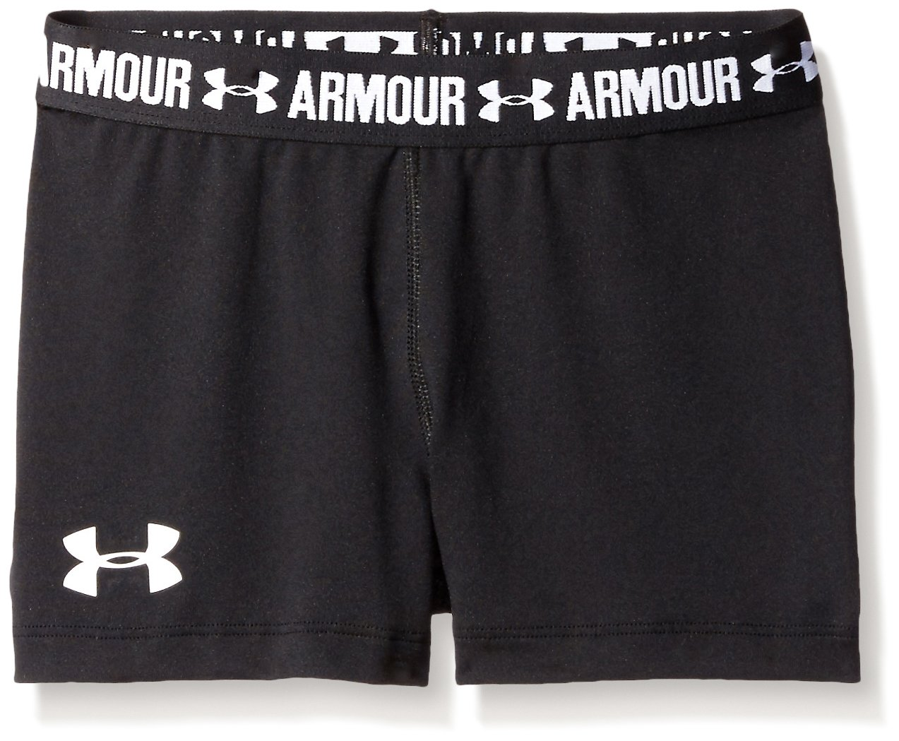 Under Armour Armour Shorty, Pantaloncino Bambina 1271025