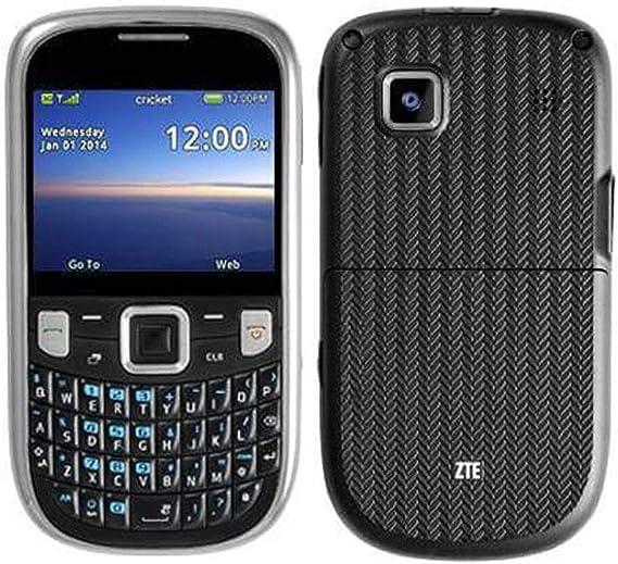 Amazon Com Zte Altair 3g Qwerty Keyboard Phone Gsm Unlocked