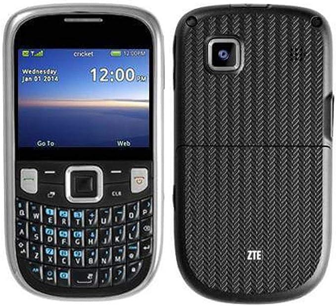 ZTE Altair 3G QWERTY Teléfono con teclado - GSM desbloqueado