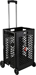 Olympia Tools 85-404 Pack-N-Roll Mesh Portable Tools Carrier 55 Lb. Load Capacity, Black