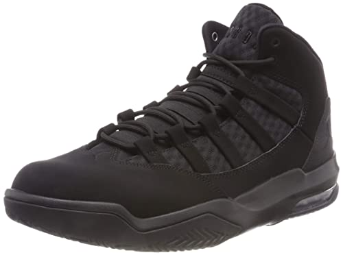 f1b5df3464e7 Nike Men s Jordan Max Aura Basketball Shoes Black  Amazon.co.uk ...