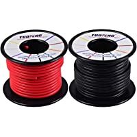 TUOFENG 14 AWG Cable, suave y flexible Cable