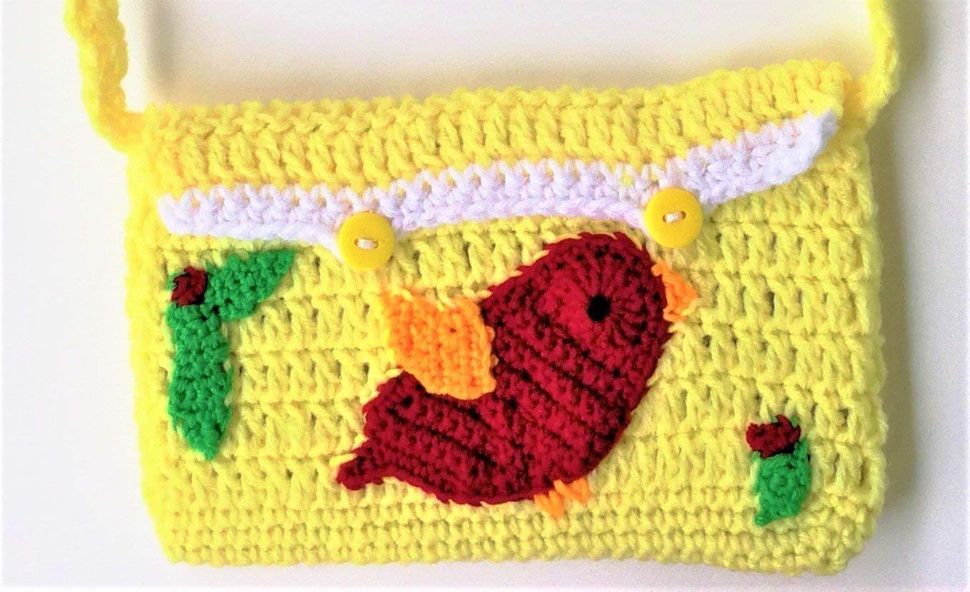 Amazoncom Cute Yellow Crocheted Cell Phone Case Iphoneandroid