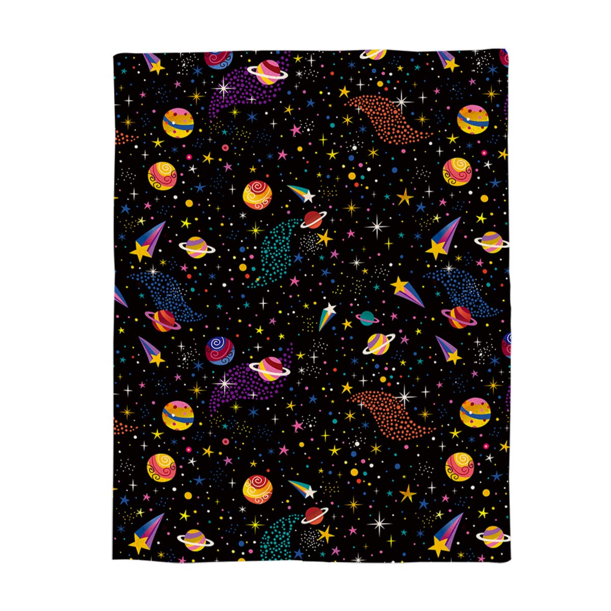 Cosmos 812lyag1895 49x59inch=125x150cm YEHO Art Gallery Flannel Fleece Bed Blanket Soft Throw-Blankets Home Decor,Cute Flaminigo Animal Patten,Lightweight Cozy Plush Blankets for Bedroom Living Room Sofa Couch,39 x 49 Inch