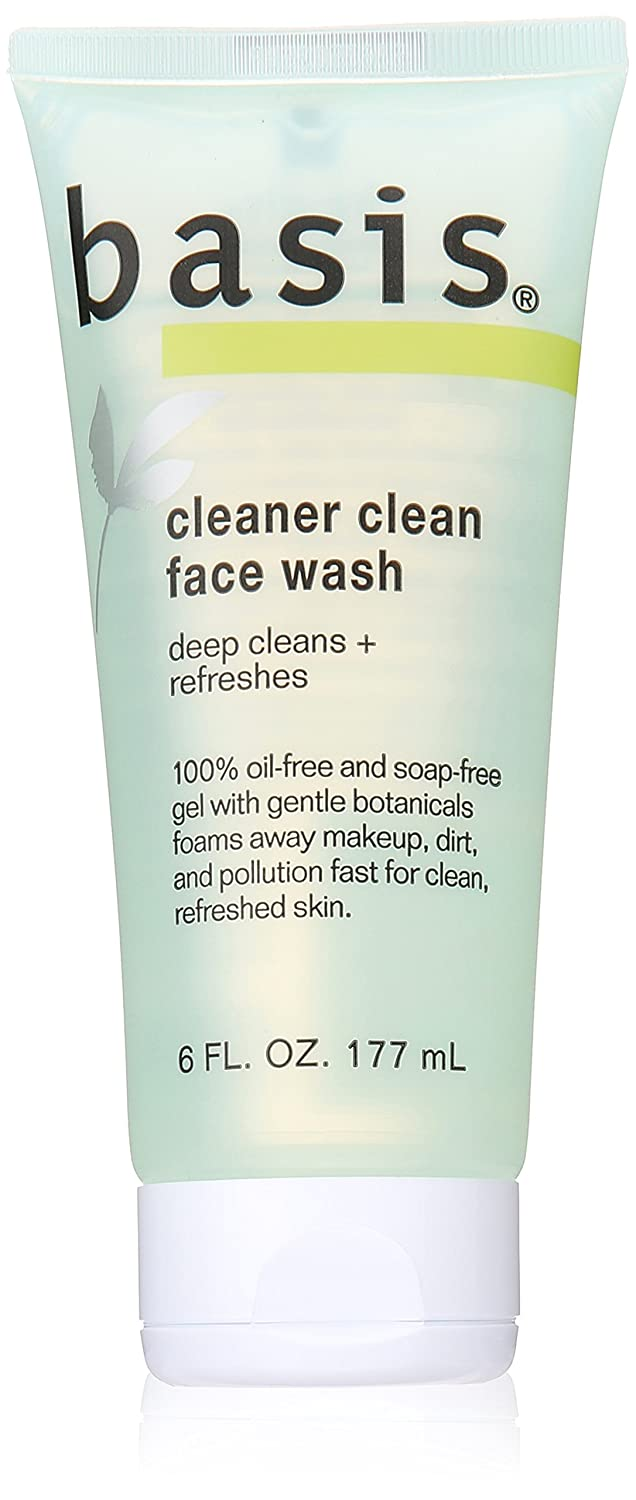 Gel Basic Cleansing Facial Cleanser by basis #15