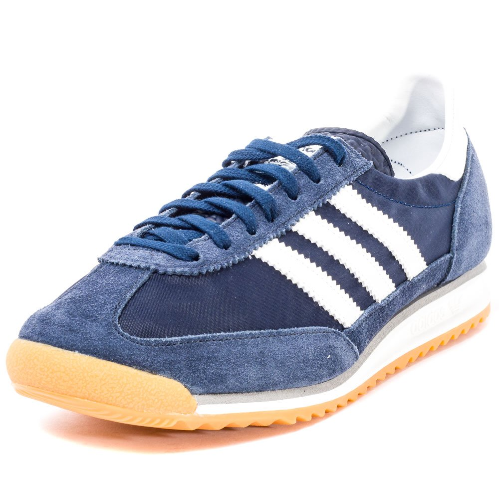 07be4d7f12f5d adidas Men's SL 72 Sneakers, Multicolour (Maosno/Ftwbla/Grpumg), 5.5 ...