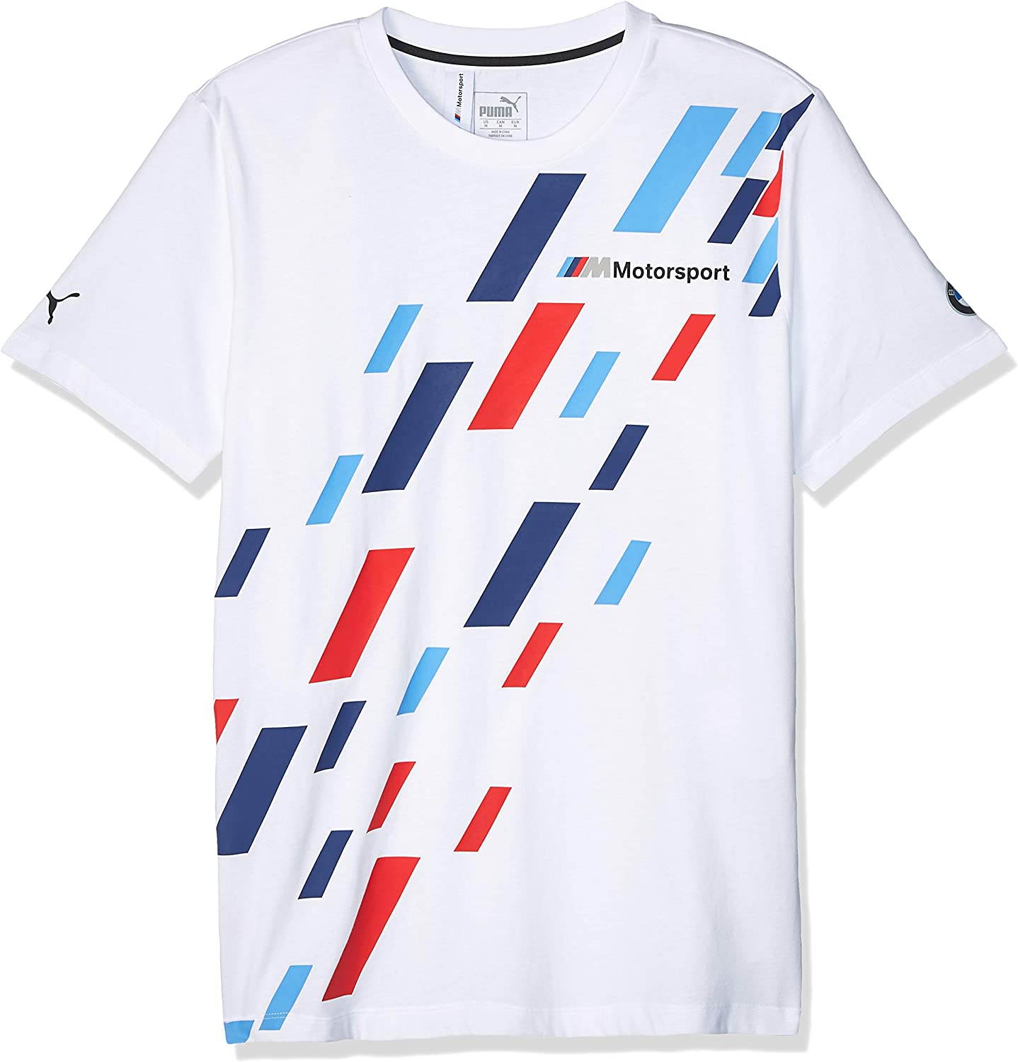 PUMA Men's BMW MMS Motorsport Graphic Tee