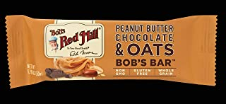 product image for Bob's Red Mill Peanut Butter Chocolate and Oats Bob's Bar, 12 Count