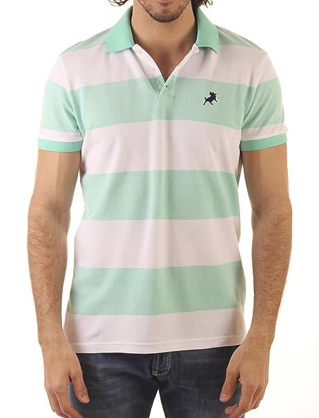 LOIS Jines Classic - Polo para hombre, talla XXL, color Blanco ...