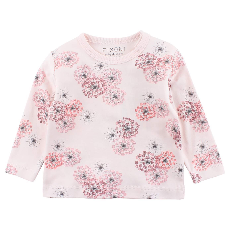 Fixoni Baby-Mädchen Bluse Into Ls T-Shirt-Oekotex