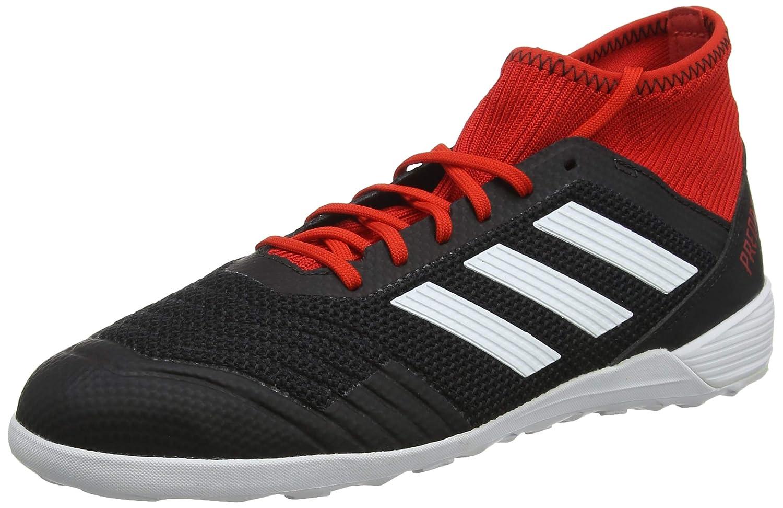 Zapatillas Fútbol Sala Hombre Adidas Predator Tango 18.3 IN NegraRoja